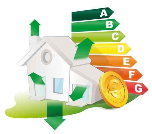 habitation a faible consommation d'energie