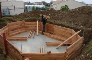 Eco solutions tout ce qui touche l 39 cologie construire une piscine 100 bois un concept for Fournisseur piscine