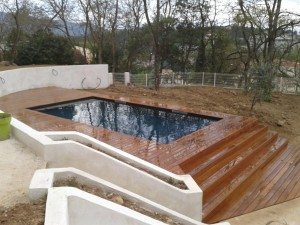 piscine bois classe 5